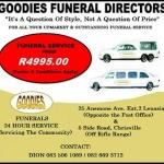 Goodies Funeral Directors