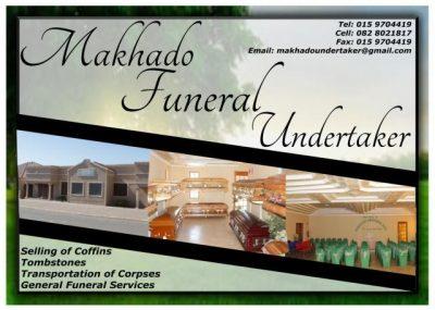 Makhado Funeral Undertaker Dzanani