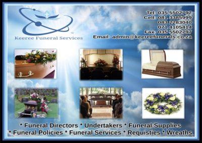 Keeree Funerals Mtubatuba